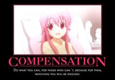 angel beats motivational