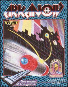 C64 Games - Arkanoid