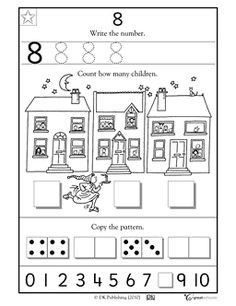 Learning #8 - Worksheets & Activities   GreatSchools