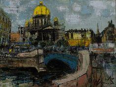 Peinture-St. Petersburg - alexander volkov