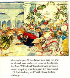 Winter Story, Jill Barklem - Brambly Hedge Snow Ball