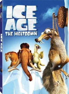 Ice Age The Meltdown ICE AGE 2 DISNEY MOVIES DVD
