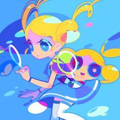 Bubbles by mintchoco