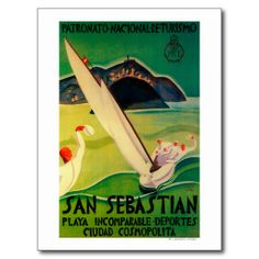 =>>Save on          San Sebastian Vintage PosterEurope Post Cards           San Sebastian Vintage PosterEurope Post Cards we are given they also recommend where is the best to buyReview          San Sebastian Vintage PosterEurope Post Cards lowest price Fast Shipping and save your money Now...Cleck Hot Deals >>> http://www.zazzle.com/san_sebastian_vintage_postereurope_post_cards-239583764970882444?rf=238627982471231924&zbar=1&tc=terrest