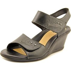 Earth Womens Iris Dress Sandal Black 65 M US >>> Click image to review more details.