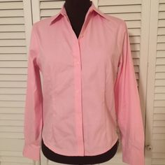 New York & Co ping dress blouse Like new condition Jones New York Tops Button Down Shirts