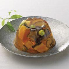旬の美味しさを閉じ込めました。【京都 夏野菜涼風寄せ】