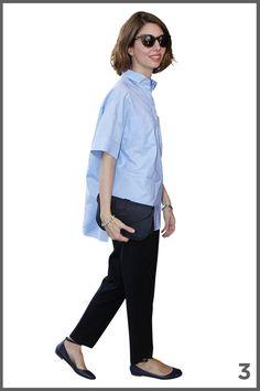 ソフィア・コッポラに学ぶ、黒パンツのエフォートレスな着こなし | VOGUE GIRL