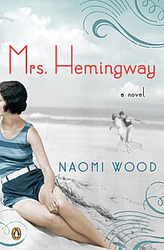 """Mrs. Hemingway"" Author Naomi Wood spent three and a half years crafting her novel on the four wives of Ernest Hemingway. Told in four parts from the perspectives of his wives Hadley, Fife, Martha and Mary, ""Mrs. Hemingway"" is based on real love letters and telegrams from Ernest."
