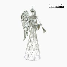 Statua Decorativa Ferro by Homania Homania 17,57 € https://shoppaclic.com/altri-articoli-decorativi/28037-statua-decorativa-ferro-by-homania-7569000904853.html