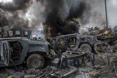 Мосул. Март 2017 Ирак, Война, Реальность