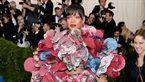 Rihanna's 2017 Met Gala Gown Nails the Avant-Garde Theme