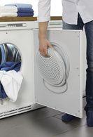 Dryer T784  )  White/Line Series model™ - Logic, Sensor-controlled