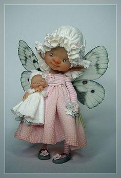 KasatkaDollsFashions - gestrickte Kleidung für Puppen