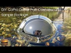 DIY GoPro Dome Port: Step-By-Step How To Build - YouTube