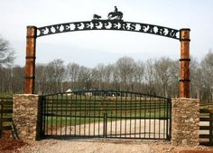 Posts about driveway entry gates written by