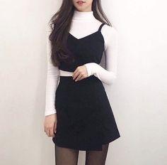 Kstyle moda korean fashion k fashion girl girls kore korean girl kfashion k style korean style sexy style sexy fashion sexy güzellik beauty beautifull Korean Street Fashion, Korean Fashion Trends, Cute Fashion, Daily Fashion, Trendy Fashion, Fashion Outfits, Fashion Ideas, Fashion Fashion, K Fashion Casual