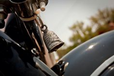 For a safe ride. Ride The High Country, Harley Bobber, Joy Ride, Harley Davidson Bikes, Biker Girl, Motorcycle Accessories, Cool Cars, Bikers, Motorcycles