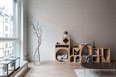 Una casa a quadretti - Interior Break