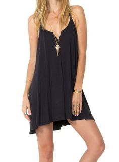lbd...love this for a casual afternoon out, with some cute sandals.
