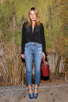 Camille Rowe Style - Vogue.co.uk