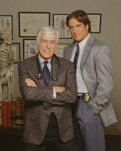 One of my favorites,  Diagnosis Murder