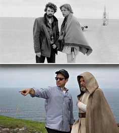 Star Wars then and now