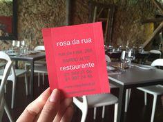 Restaurante - Lisbonne