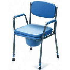 silla con inodoro incorporado CLUB - Silla WC Inodoro Club, Tiny House, Cool Stuff, Chair, Furniture, Home Decor, Homes, Products, Flush Toilet