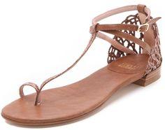 Thong Sandals - Lyst