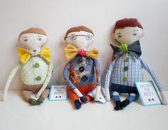 some gorgeous little fellas from my handmade romance... love...