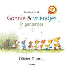 Gonnie en vriendjes zijn natuurlijk ook aanwezig op het Peuter Prentenboekenfestival!  - Theaters Tilburg en de Bibliotheek Tilburg Centrum werken samen rondom de voorstelling 'Bezoek voor Beer'!