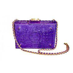LOVING the Costella Handbags Purple Box Series! $275