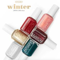 Essie Winter 2016 Collection