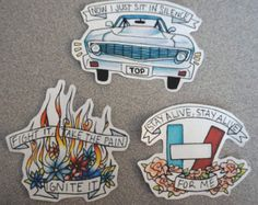 Twenty One Pilots Sticker Set 2 from delinqwentz on Etsy. Shop more products from delinqwentz on Etsy on Wanelo. Twenty One Pilots Tattoo, Tyler Joseph, Hamsa, Pin And Patches, Staying Alive, Fall Out Boy, Music Stuff, Josh Dun, Tattoo Inspiration