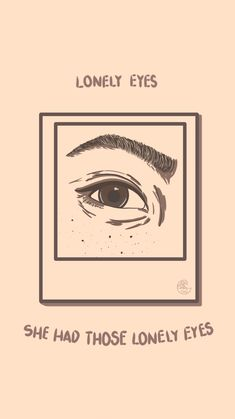 Art Drawings Sketches, Mood Quotes, Lonely, Lyrics, My Arts, Wallpapers, Memories, Fan, Eyes