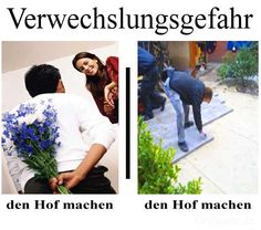 ihr-den-hof-machen Memes Humor, Funny Memes, Confusion, Funny Things, Audi, Lol, Motorcycle, Board, Fictional Characters