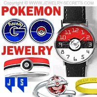 ►► POKEMON GO GO GO JEWELRY ►► Jewelry Secrets