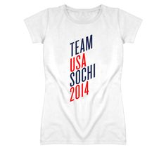 US Olympic Sochi T Shirt