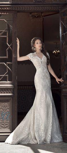 Milva Bridal Wedding Dresses 2017 Lanta / http://www.deerpearlflowers.com/milva-wedding-dresses/5/