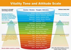 emotional guidance scale pdf | Emotional Guidance Scale (Explained in detail) How to be guided by ...