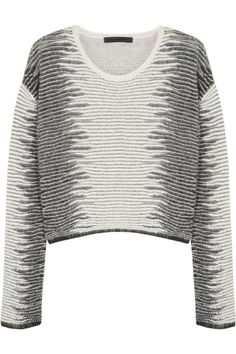Alexander Wang Knitted sweater                                                                                                                                                                                 More