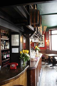 The best pubs in Devon Dining Room Bar, Dining Room Furniture, Best Pubs, Beer Garden, Ping Pong Table, Devon, Home Furnishings, Family Room, Hardwood