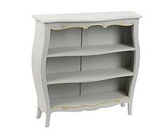 Libreria in legno Precieuse - 80x80x25 cm