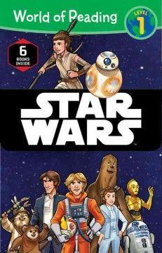 World of Reading Star Wars Boxed Set - Peabody Main