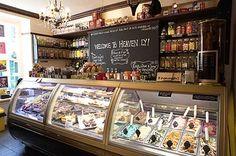 uk ice cream parlour - Google Search