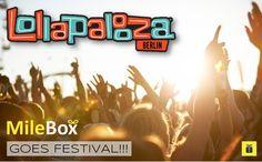 Auf der Fashion-Road: gewinne 2 der begehrten Tickets fürs Lollapalooza Festival in Berlin!  https://itunes.apple.com/de/app/milebox/id892387686?l=de&ls=1&mt=8