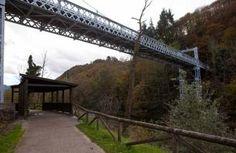 Patrimonio Industrial Arquitectónico: Concluye la rehabilitación del Puente Rimoria, en ...