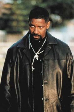 """Training Day. When this first came out, I had to watch it twice because it was the 1st time I saw Denzel playing a """"bad"""" guy. Ethan Hawke plays an incredible role as well."""