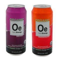 Opta Energy Organic Energy Drink
